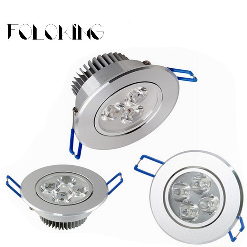 Hot Sale CREE  6W 9W 12W 15W 21W  LED Ceiling Downlight Dimmable led Downlight Recessed LED Spot Light AC 85-265V(China)