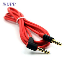 AUTO 2016 Top quality 3.5mm Car Jack Elbow Male to Male AUX AUXILIARY sound Stereo Audio Data Cable MP3 free shipping Au 10