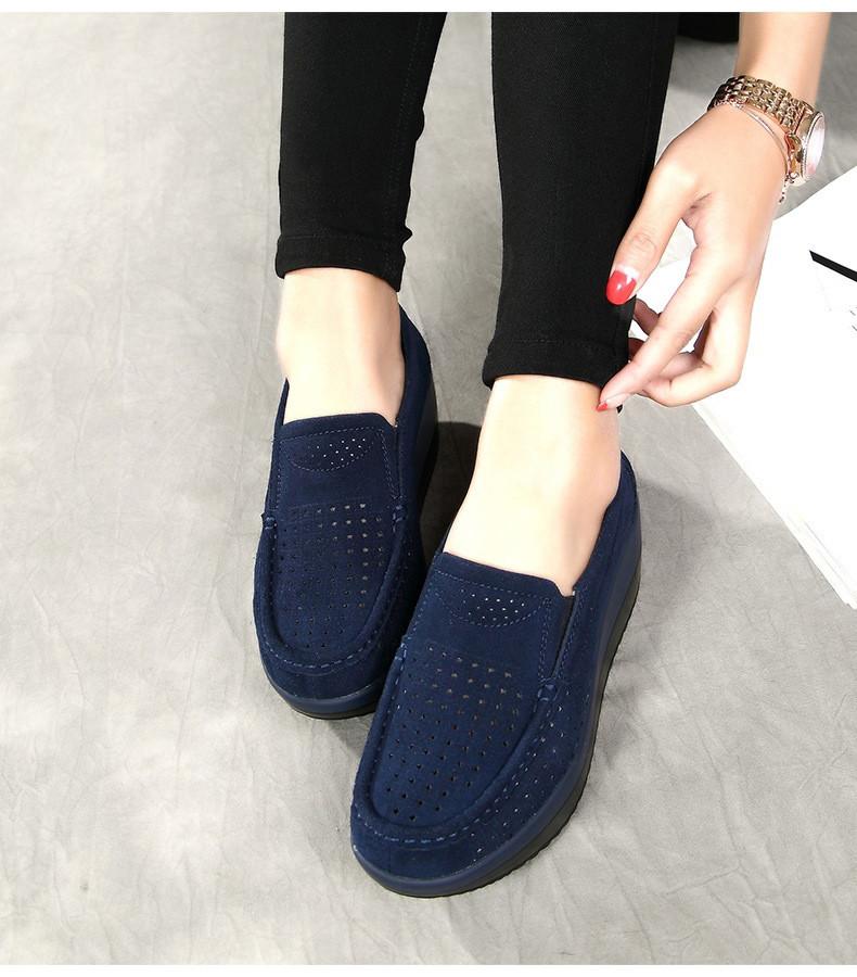HX 3213-1 (13) 2018 Flatforms Women Shoes Summer