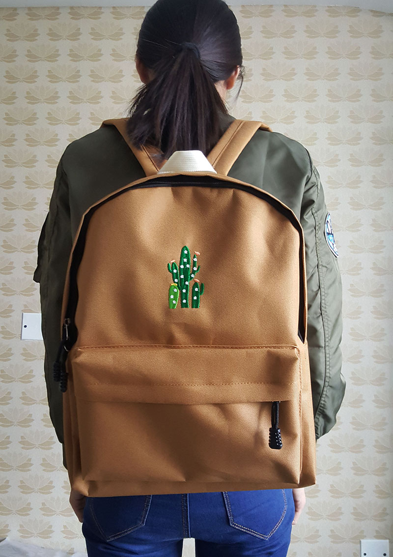 canvas school bag backpack (8)