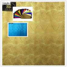 Gold SEGO Headtie,Nigeria Gele With Wave Design High Quality african headtie,sego,gele Wrapper Ipele 2pcs/set,Many Color L079-20