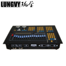 Free Shipping Hot-Selling DMX512 Dmx Controller Stage Light 512 Dmx Console LCD display