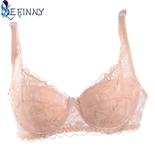 Sexy Women Magic Enhancer Push Up Bra Gel Lace Padded Under wire Bra Newest(China)