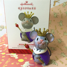 Box Toy Original Garage Kit Classic The Mouse king Royal Treatment Artist Action Figure Collectible Model Loose Toy Kids Gifts(China)