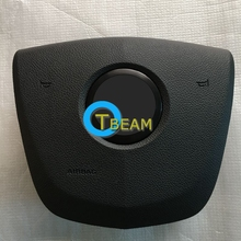 For Cadillac SRX Driver SRS Air Bag Cover send LOGO SRS steering wheel high quality airbag car parts