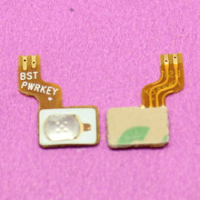 YuXi 1X Brand New cell phone Power Button Volume Key Flex Cable, length:9mm height:11.7mm(China)