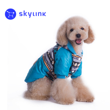 High Quality Winter Clothes Pet Dog Clothing Winter Coat Blue Rose Red S- 2XL for Small Large Pet Dog Winter Jacket Coat Girl