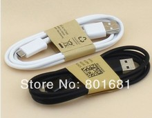 20pcs/lot!Free shipping+High quality USB to Micro Charger Cable for Samsung i9300 Galaxy S3 SIII Xperia S HTC One X Blackberry(China)