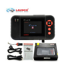 100% Original Launch Creader VIII Code Reader Same Function as CRP Creader 8 ENG/AT/ABS/SRS EPB SAS Oil Service Light resets(China)