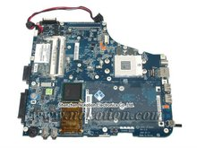 Laptop Motherboard for Toshiba A200 A205 K000051480 Mainboard La-3661P intel GM945 mother boards Full Tested Good Quality