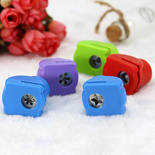 Kid Craft DIY Scrapbook Cards Making Paper Shaper Mini Hole Punch Cutter Toy(China)