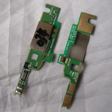 Signal PCB Board Microphone Mic Connect Flex Cable Replacement For Sony Xperia M4 Aqua FC_Sony_M4_MicPCBBoard