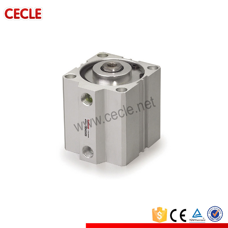 SDA20*5 20mm Bore 5mm Stroke Air Compact Cylinder<br><br>Aliexpress