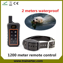 3/4 Mile Range Shock Vibration and Beep Modes Waterproof Electric E Collar