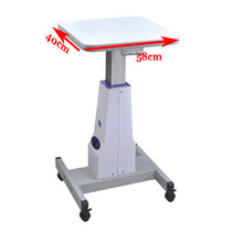 Lifting Optical Eyeglass Motorized Instrument Electric Power Work Table(58*40CM)