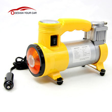 T10705 Portable Air Compressor Heavy Duty 12V 150 PSI Pump Tire Inflator Car Tool Inflatable Pump for Outdoor Emergency(China)
