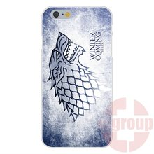 Soft TPU Silicon Fashion Case Cover Game Of Throne Winter is Coming For HTC Desire 530 626 628 630 816 820 830