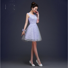 cute formal sweet 16 short lavender vintage modest pretty puffy corset cocktail tea party dresses for teens under 50 H3177