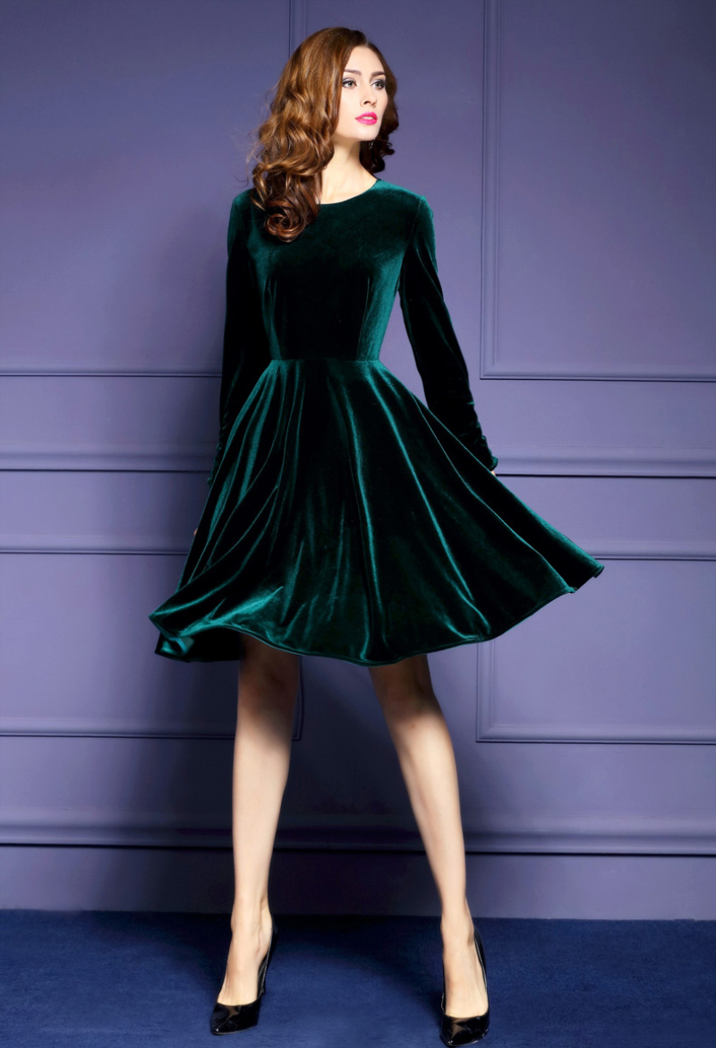 Plus Size Dresses Montreal Image Collections Design Ideas Womens Velvet Jamnikfo