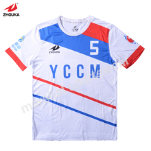 classics design sublimation football jersey dry-fit usa style full sublimation print(China)