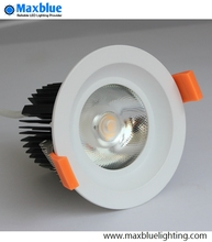 9W 15W LED Downlight With Fixed Head CRI 80+Ra CREE COB LED Recessed Downlight Spot Lamp(China)