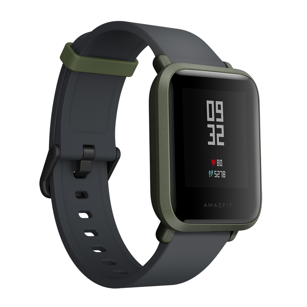 HUAMI AMAZFIT BIP SMART WATCH GPS SMARTWATCH WEARABLE DEVICES SMART WATCH SMART ELECTRONICS FOR XIAOMI PHONE IOS 21