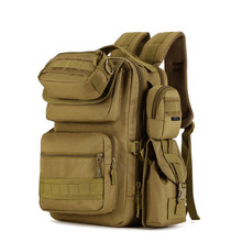 New 25L Backpack Wear Mini Ripstop Nylon Assault Backpack Travel Bag Military Camouflage Backpack Y83