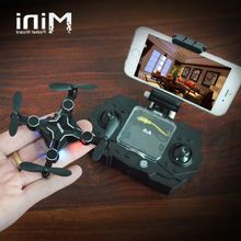 Remote control small plane mini micro rc quadcopter drone kit professional with com hd wifi camera FPV gopor ar pocket helicopt(China)