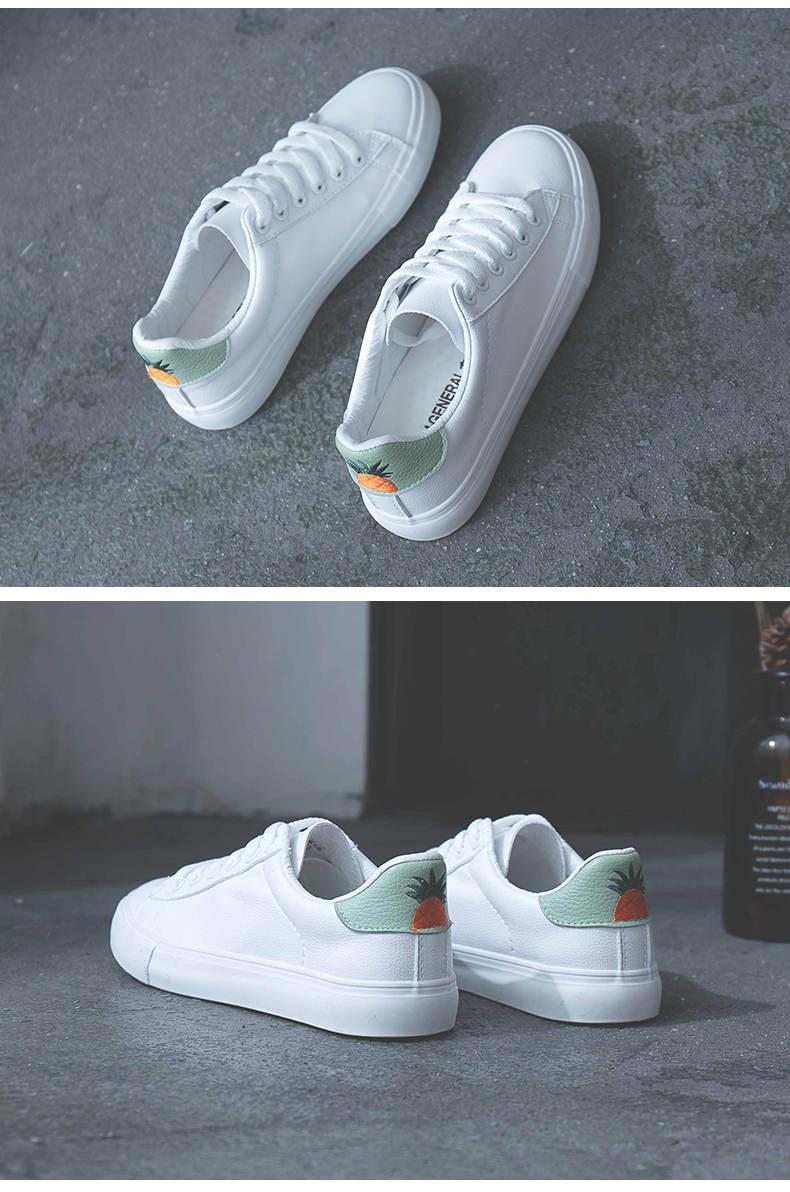 حذاء نساء لون ابيض 11