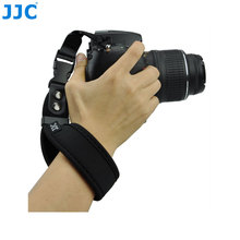 JJC Colourful Neoprene Cameras Wrist Strap DSLR Hand Belt Sling Quick-release Clip For NIKON COOPLIX P7800 L810 CANON EOS 600D(China)