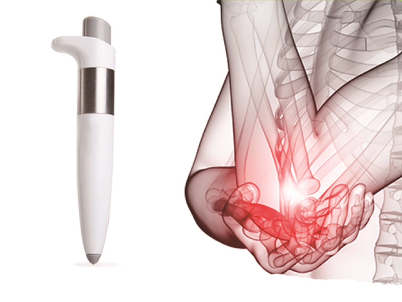 Electronic Acupuncture Meridian Massage Relief Pain Pen Fits Muscle Arthritis<br>