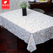 Hot sale plastic table cloth PVC oil cloth tablecloths waterproof  tablecloth wedding party home table covers nappe plastique