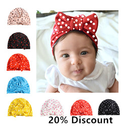 Big-Bow-Baby-Girl-Hat-Cap-Summer-Headband-Children-Bowknot-Hats-Kids-Turban-Hat-with-Bow
