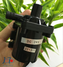 DC24V 10L/mn 5m Engineering Plastic All-silent Micro Brushless Submersible Water Cooled Circulating Pump Shower Pump