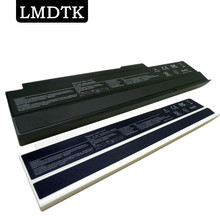 LMDTK New 6cells laptop battery  FOR  ASUS  Eee PC 1015 1016 1215 VX6 SERIES  A31-1015  A32-1015  AL31-1015  free shipping