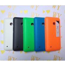 New Mobile Phone Housing For Nokia Lumia 530 Battery Cover Case Back Housing For Microsoft Lumia 530 Brand New In Stock