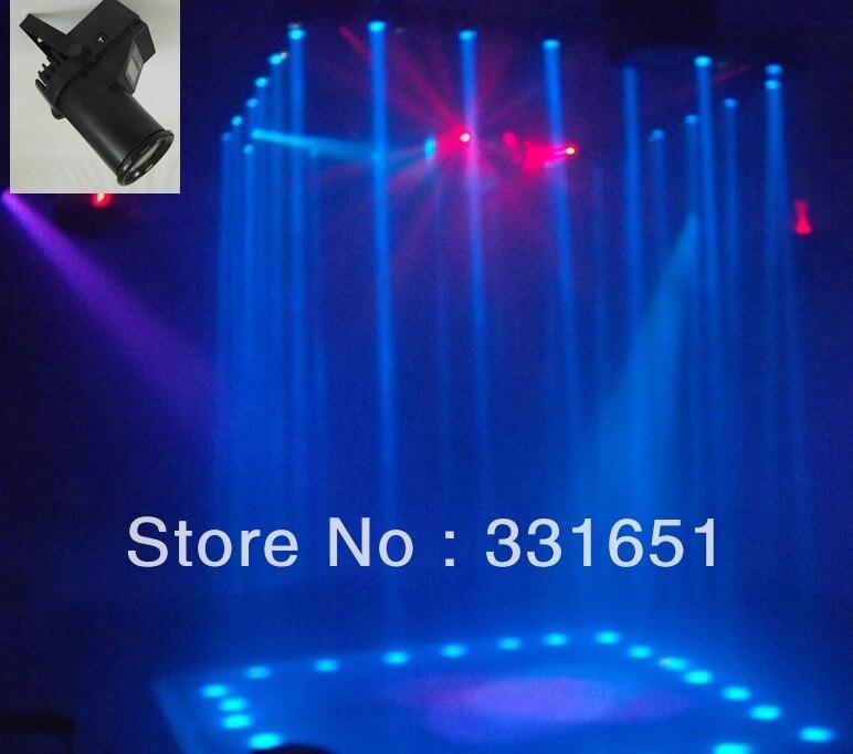10pcs/Carton Group Shopping Cheap Price Par36 PinSpot Light RGBW Quad LED With 6 DMX Channels<br>