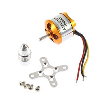 Buy 1pcs A2212 1000KV 1400KV Brushless Motor Plane RC Plane Multi-helicopter Brushless Outrunner Motor for $6.93 in AliExpress store