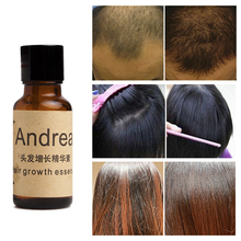 Andrea Hair Growth Essence Hair Loss Liquid 20ml dense hair free shipping 1 bottle