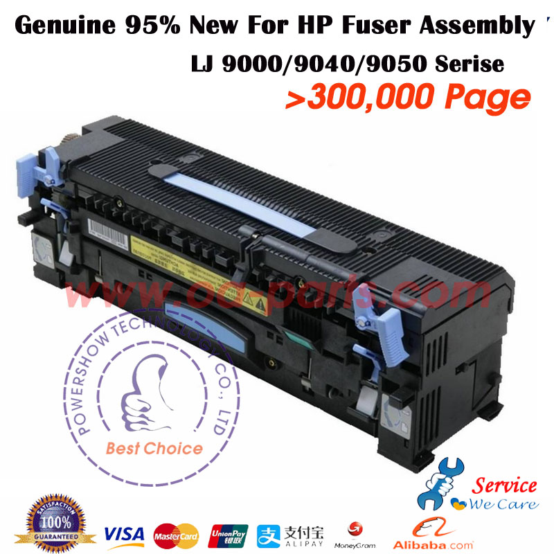 Original 95% New New Box Fuser Assembly For HP 9000 9040 9050R G5-5751 RG5-5750 RG5-5696 C8519-69014 C8519-69035 Printer Parts