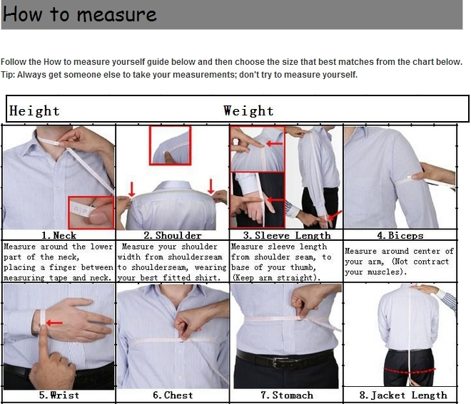 how to measure1