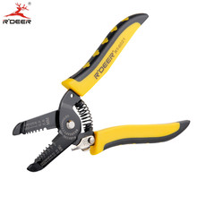 Multi-purpose Wire Stripper Pliers Cable Wire Stripper Alloy Steel Automatic Wire Stripper Hand Tools(China)