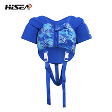 HISEA Pro Life Vest for Kids 2-6 Pink Blue Neoprene Wading kayak for Swimming Floating Fishing Pool Baby Vest Life Jacket T(China)