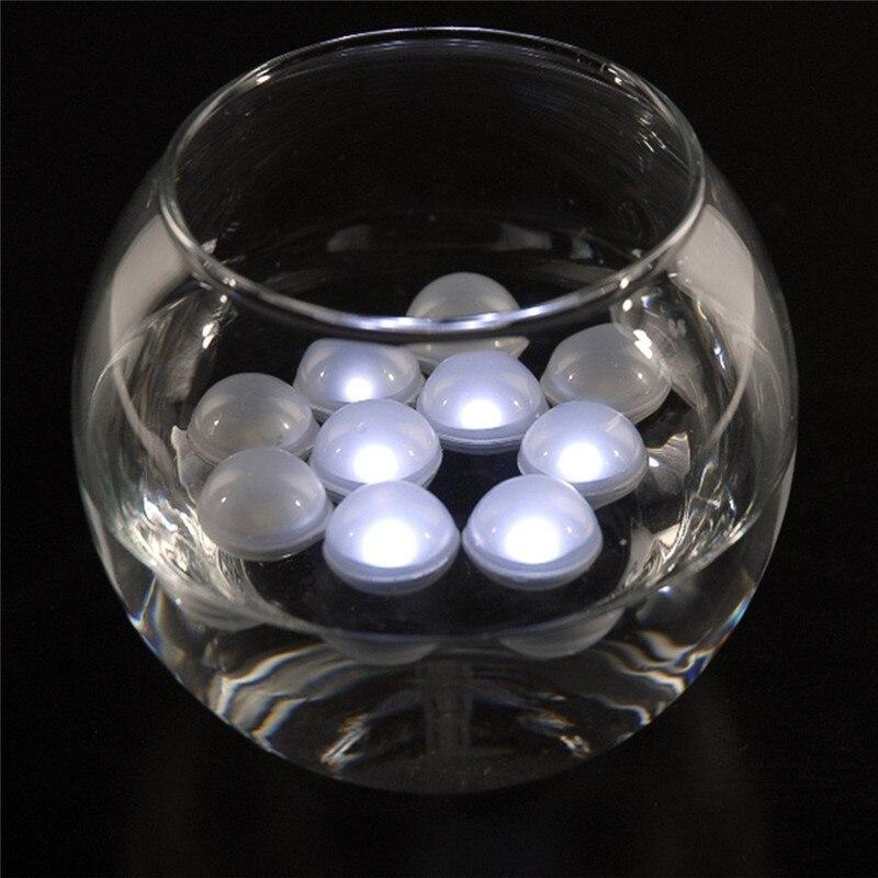 Kitosun Fee Pealrs! Wasserdichte Design Schwimmenden Mini LED Licht Mit  Batterie Für Hochzeit Veranstaltungen