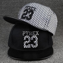 2016 Fashion New Design Gorras Brand Snapback Hat for Men Women Hats Hip Hop Cap 23 Jordan Baseball Caps Casquette Gorras Bone(China)