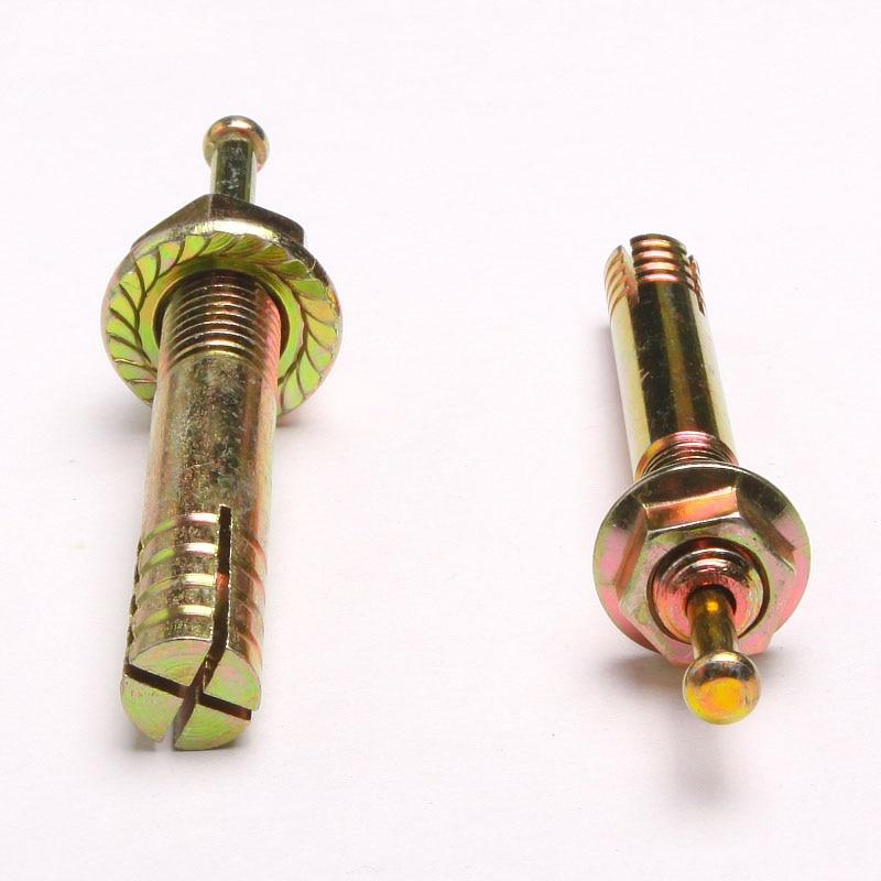 2PCS Galvanized screws   Expansion Bolts / Core Expansion / Screw / Hammer Gecko    M20*130/150/190/200/250<br><br>Aliexpress