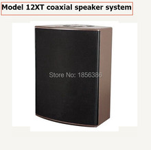 12in coaxial PA speaker enclosure, neodymium coaxial stage monitor for linearray speaker,in professional audio(China (Mainland))
