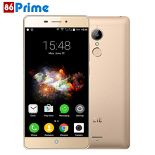ZTE V5 Pro n939sc Mobile Phone Octa Core 4G LTE FDD Smartphone 5.5 Inch FHD 13MP Ocat Core Fingerprint Android phone Cell Phone(China)