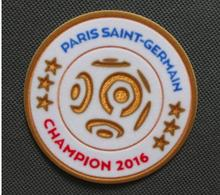 2016 Ligue 1 Champion Patch 6 Star Champion Soccer Patch Badge