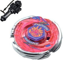 4D hot sale beyblade Storm Capricorne / Capricorn Metal Fusion 4D Beyblade BB-50 Gyroscope Toy Beyblade-Launchers gameboy charge